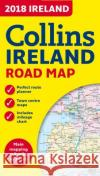 2018 Collins Map of Ireland  Collins Maps 9780008211592