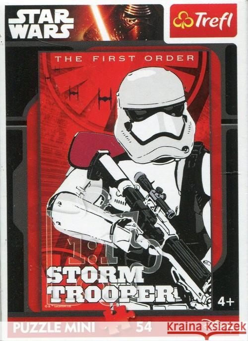 Puzzle 54 Mini Star Wars VII Storm Trooper  5900511195347