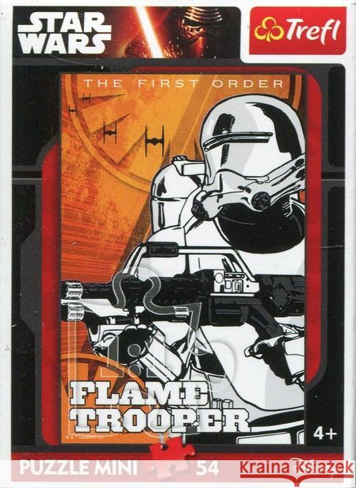 Puzzle 54 Mini Star Wars VII Flame Trooper  5900511195354