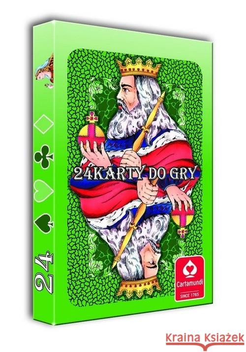 Karty do gry Casino 24  5901911000538