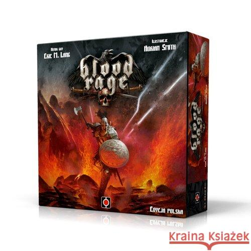Blood Rage Eric Lang 5902560380415 Portal Games