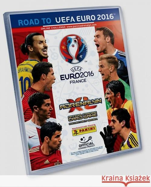 Klaser Road To UEFA EURO 2016 Adrenalyn  8018190068283