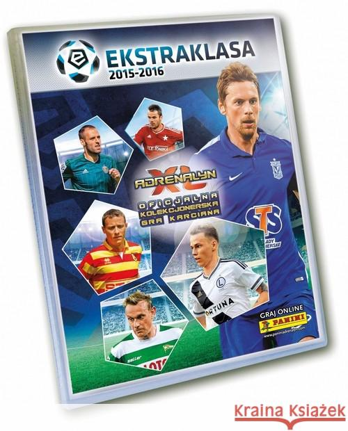 Adrenalyn XL Album Ekstraklasa 2015/2016  8018190072167