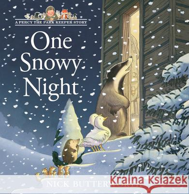 One Snowy Night (Tales from Percy's Park) Nick Butterworth 9780007146932