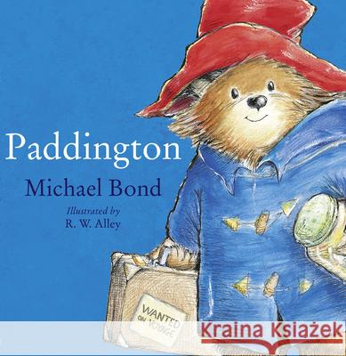 Paddington Michael Bond 9780007236336