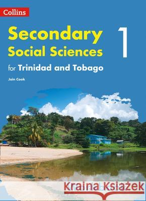 Collins Secondary Social Sciences for the Caribbean - Workbook 1   9780008115920
