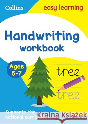 Handwriting Workbook: Ages 5-7   9780008151461