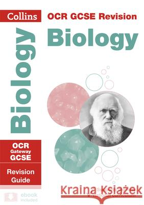 Collins Gcse Revision and Practice: New 2016 Curriculum - OCR Gateway Gcse Biology: Revision Guide Collins UK 9780008160722