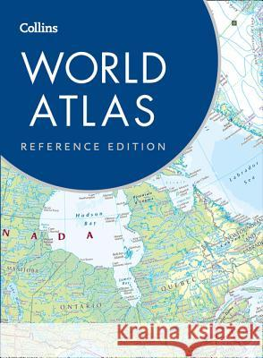 Collins World Atlas: Reference Edition  Collins Maps 9780008183752
