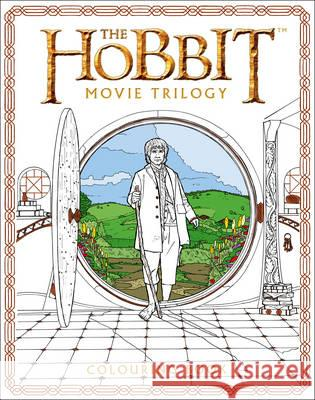 Hobbit Movie Trilogy Colouring Book Heroes and Villains Warner Brothers|||Tolkien, J. R. R. 9780008189242