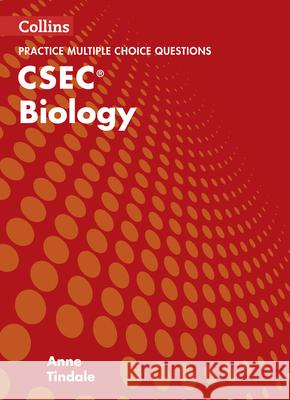 Collins CSEC Biology - CSEC Biology Multiple Choice Practice Anne Tindale 9780008194710