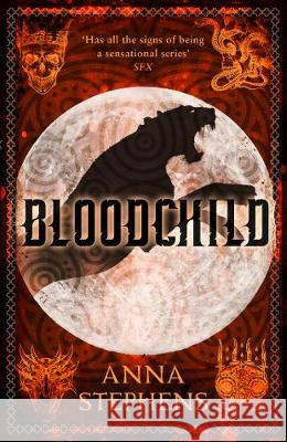 Bloodchild (The Godblind Trilogy, Book 3) Anna Stephens   9780008215996