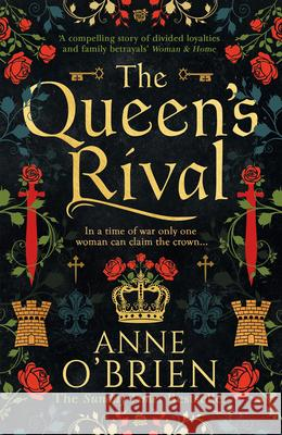 The Queen's Rival Anne O'Brien 9780008225537