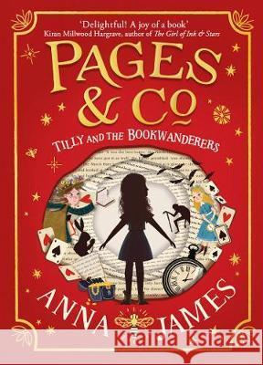 Pages & Co.: Tilly and the Bookwanderers (Pages & Co., Book 1) Anna James   9780008229870 HarperCollins