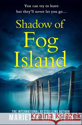 Shadow of Fog Island Mariette Lindstein 9780008245382
