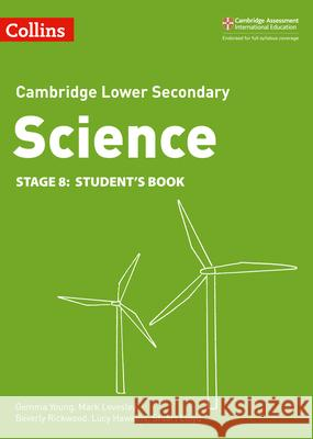 Cambridge Checkpoint Science Student Book Stage 8 Collins UK 9780008254667 HarperCollins UK