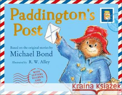 Paddington's Post Bond, Michael 9780008357245