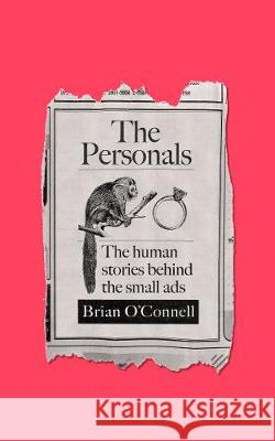 The Personals Brian O'Connell 9780008387099