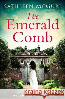 The Emerald Comb Kathleen McGurl   9780008389215