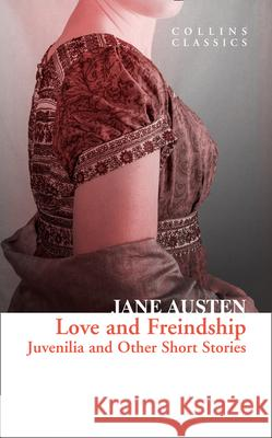 Love and Freindship Jane Austen 9780008403454