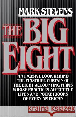 The Big Eight Mark Stevens 9780020087908