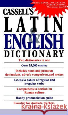 Cassell's Concise Latin and English Dictionary D. P. Simpson Cassell                                  D. P. Simpson 9780020133407