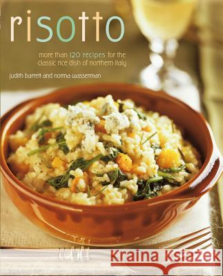 Risotto Judith Barrett Norma Wasserman 9780020303954 John Wiley & Sons