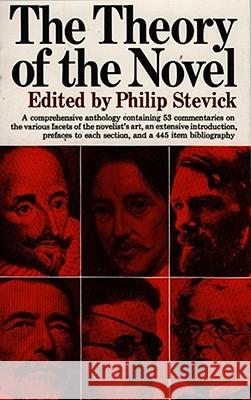 The Theory of the Novel Philip Stevick 9780029314906