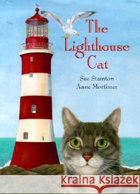 The Lighthouse Cat Sue Stainton Anne Mortimer 9780060096045