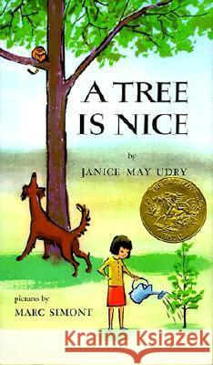 A Tree Is Nice Janice May Udry Marc Simont 9780060261559