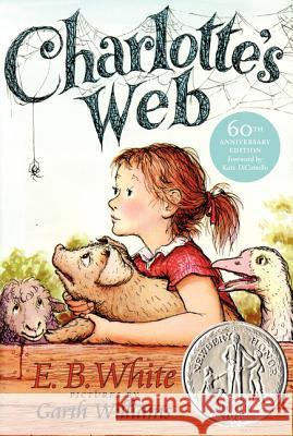 Charlotte's Web E. B. White Garth Williams Garth Williams 9780060263850 HarperCollins Publishers