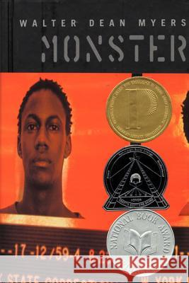 Monster Walter Dean Myers Christopher A. Myers 9780060280772