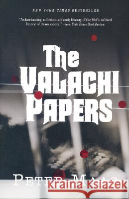 The Valachi Papers Peter Maas 9780060507428