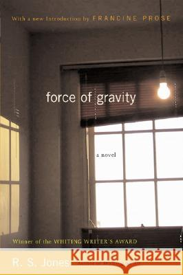 Force of Gravity R. S. Jones 9780060511302