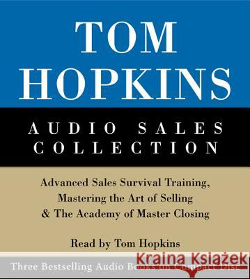 Tom Hopkins Audio Sales Collection Tom Hopkins Tom Hopkins 9780060514716 HarperAudio