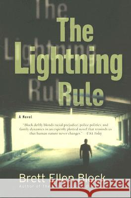 The Lightning Rule Brett Ellen Block 9780060525088