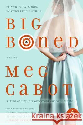 Big Boned Meg Cabot 9780060525132