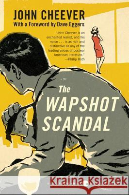 The Wapshot Scandal John Cheever 9780060528881