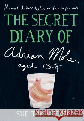 The Secret Diary of Adrian Mole, Aged 13 3/4 Sue Townsend 9780060533991