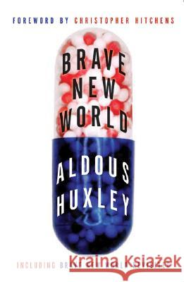 Brave New World and Brave New World Revisited Aldous Huxley Christopher Hitchens 9780060535261
