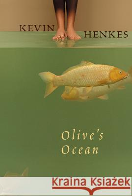 Olive's Ocean Kevin Henkes 9780060535438 Greenwillow Books