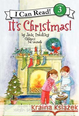 It's Christmas! Jack Prelutsky Marylin Hafner 9780060537081
