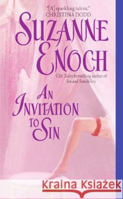 An Invitation to Sin Suzanne Enoch 9780060543273