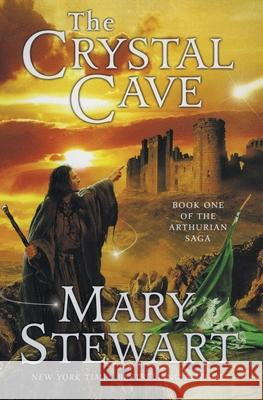 The Crystal Cave Mary Stewart 9780060548254