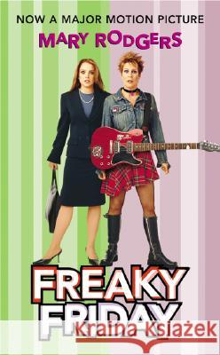 Freaky Friday Mary Rodgers 9780060570101