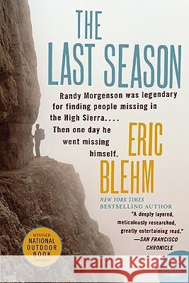 The Last Season Eric Blehm 9780060583019