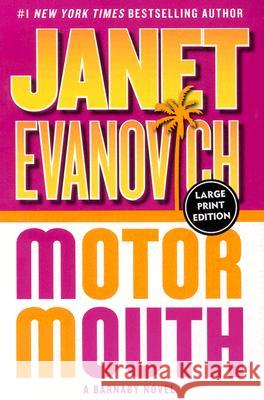Motor Mouth LP Janet Evanovich 9780060584047