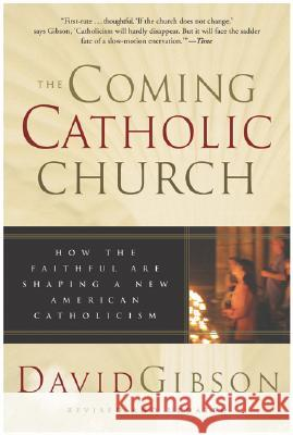 The Coming Catholic Church: How the Faithful Are Shaping a New American Catholicism David Gibson 9780060587208