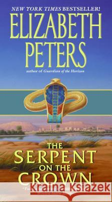 The Serpent on the Crown Elizabeth Peters 9780060591793