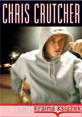 Chinese Handcuffs Chris Crutcher 9780060598396
